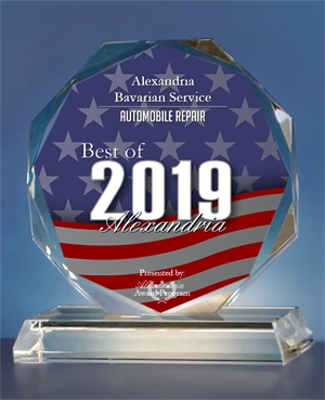 ABS winners of the 2019 Best of Alexandria Award